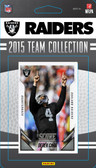 NFL Oakland Raiders Licensed 2015 Score Team Set.