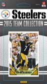 NFL Pittsburgh Steelers Licensed 2015 Score Team Set.