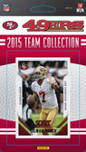 NFL San Francisco 49ers Licensed 2015 Score Team Set.