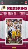 NFL Washington Redskins Licensed 2015 Score Team Set.