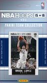 NBA Brooklyn Nets Licensed 2015 Hoops Team Set