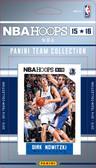 NBA Dallas Mavericks Licensed 2015 Hoops Team Set