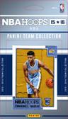 NBA Denver Nuggets Licensed 2015 Hoops Team Set