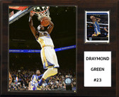 "NBA 12""x15""Draymond Green Golden State Warriors Player Plaque"