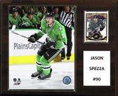 """NHL 12""""x15"""" Jason Spezza Dallas Stars Player Plaque"""