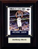 "NBA 4""x6"" Anthony Davis New Orleans Pelicans Player Plaque"