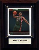 "NBA 4""x6"" Jabari Parker Milwaukee Bucks Player Plaque"
