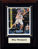 "NBA 4""x6"" Klay Thompson Golden State Warriors Player Plaque"