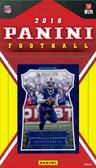 NFL Buffalo Bills Licensed 2016 Panini Team Set.