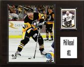 "NHL 12""x15"" Phil Kessel Pittsburgh Penquins Player Plaque"