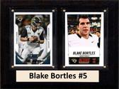 "NFL 6""X8"" Blake Bortles Jacksonville Jaguars Two Card Plaque"