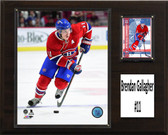 "NHL 12""x15"" Brendan Gallagher Montreal Canadiens Player Plaque"