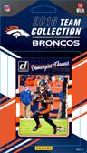 NFL Denver Broncos Licensed 2016 Donruss Team Set.