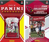 NFL Arizona Cardinals Licensed 2016 Panini and Donruss Team Set