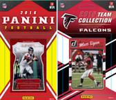 NFL Atlanta Falcons Licensed 2016 Panini and Donruss Team Set