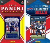 NFL Buffalo Bills Licensed 2016 Panini and Donruss Team Set