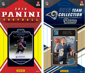 NFL Los Angeles Rams Licensed 2016 Panini and Donruss Team Set