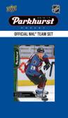 NHL Colorado Avalanche 2016 Parkhurst Team Set