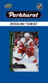 NHL Detroit Red Wings 2016 Parkhurst Team Set
