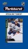 NHL Edmonton Oilers 2016 Parkhurst Team Set