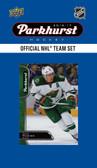 NHL Minnesota Wild 2016 Parkhurst Team Set