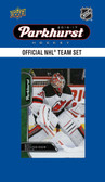 NHL New Jersey Devils 2016 Parkhurst Team Set