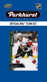 NHL Ottawa Senators 2016 Parkhurst Team Set