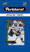 NHL Washington Capitals 2016 Parkhurst Team Set