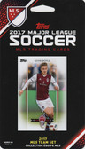 MLS Colorado Rapids 2017 Topps Team Set
