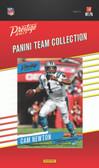 NFL Carolina Panthers Licensed 2017 Prestige Team Set.
