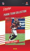 NFL Cleveland Browns Licensed 2017 Prestige Team Set.