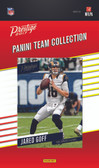 NFL Los Angeles Rams Licensed 2017 Prestige Team Set.