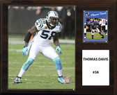 "NFL 12""x15"" Thomas Davis Carolina Panthers Player Plaque"