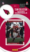 NFL Arizona Cardinals Licensed 2017 Donruss Team Set.