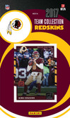 NFL Washington Redskins Licensed 2017 Donruss Team Set.