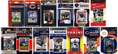 Chicago Bears13 Different Licensed Trading Card Team Sets