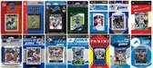 Detroit Lions14 Different Licensed Trading Card Team Sets