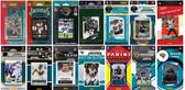 Jacksonville Jaguars14 Different Licensed Trading Card Team Sets