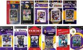 Minnesota Vikings11 Different Licensed Trading Card Team Sets