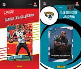 NFL Jacksonville Jaguars Licensed 2017 Panini and Donruss Team Set