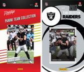 NFL Oakland Raiders Licensed 2017 Panini and Donruss Team Set