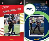 NFL Seattle Seahawks Licensed 2017 Panini and Donruss Team Set
