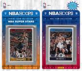 NBA Dallas Mavericks Licensed 2017-18 Hoops Team Set Plus 2017-18 Hoops All-Star Set