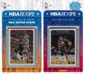 NBA Indiana Pacers Licensed 2017-18 Hoops Team Set Plus 2017-18 Hoops All-Star Set