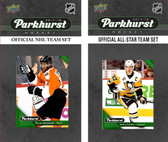 NHL Philadelphia Flyers 2017 Parkhurst Team Set and All-Star Set