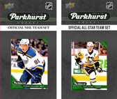 NHL St. Louis Blues 2017 Parkhurst Team Set and All-Star Set