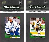 NHL Tampa Bay Lightning 2017 Parkhurst Team Set and All-Star Set