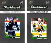 NHL Winnipeg Jets 2017 Parkhurst Team Set and All-Star Set
