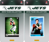 NFL New York Jets Licensed 2018 Panini and Donruss Team Set