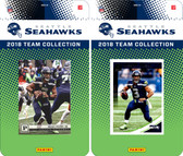 NFL Seattle Seahawks Licensed 2018 Panini and Donruss Team Set